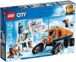 Đồ chơi lắp ráp LEGO City 60194 - Xe Vượt Địa Hình Bắc Cực (LEGO 60194  Arctic