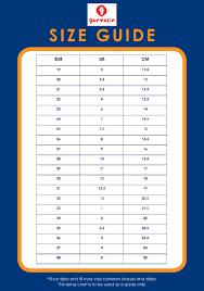Bisgaard Size Chart Oscar Navy