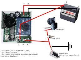 manuals schematics hornblasters wireless activation remote manual