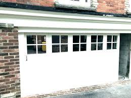 how much is a one car garage door how much is a garage door opener cool