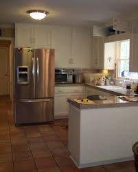 Small U Shaped Kitchen Remodel Kitchen Dp Griffin Green Spanish Kitchen Cool Small U Shaped