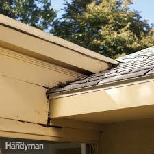 repair siding use a kick out flashing to stop rot