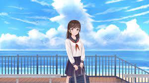 17+ Wallpaper Hd 4k Anime Girl - Sachi ...