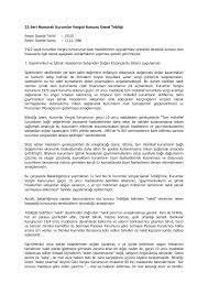 33 Seri Numaralı Kurumlar Vergisi Kanunu Genel Tebliği