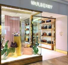 Mulberry Design Build Mulberry Window Display Pos Development Production