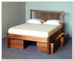 diy bed frame with drawers image of queen storage platform bed diy wood bed frame with diy bed frame with drawers
