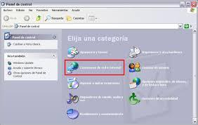 Resultado de imagen de configurar adaptador de red
