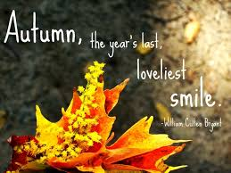 Beauty Of Autumn Quotes
