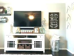 wall decor above tv decorating a wall decorating wall console decor best console decorating ideas on stand decor flat screen wall decorating wall decorating