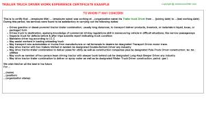 Etisalat Work Experience Letters Samples Templates
