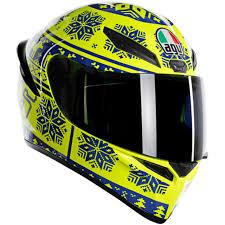 Soft Design Agv Agv K1 Winter Test 2015 Helmet