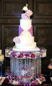 crystal cake stands crystal cake stand wedding cake stand with crystals chandelier acrylic beads cupcake stand
