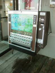 What Happened To Cigarette Vending Machines Magnificent Cigarette Machine Wikiwand