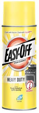 easy off heavy duty oven cleaner spray regular scent 14 5oz com