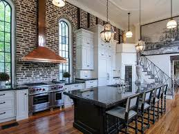 Plastic Kitchen Cabinets Kitchens With Brick Accent Walls White Wooden Double Door Cabinets