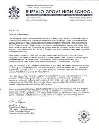Bunch Ideas Of Letter Of Recommendation For A Highschool Student