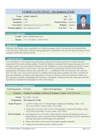 100 Electro Mechanical Technician Resume Sample Plumbers