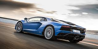 The New Lamborghini Aventador S Dynamic Launch In Valencia  T