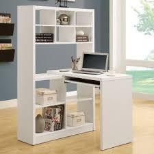 white corner desk. Contemporary Corner Monarch HollowCore Left Or Right Facing Corner Desk With Hutch  White Intended
