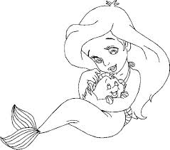 Ariel Princess Coloring Pages Princess Coloring Pages Free