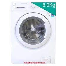 Máy giặt sấy Electrolux EWW12853 thiết kế màu trắng trang nhã với công suất  giặt 8Kg, công suất sấy 5kg/mẻ, tốc độ vắt vắt 1200 vòng/phút là sả…