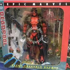<b>NECA EPIC MARVEL DEADPOOL</b> 19cm action figure - Hobby ...