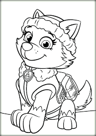 Paw Patrol Coloring Pages As Well As Paw Patrol Coloring Pages To