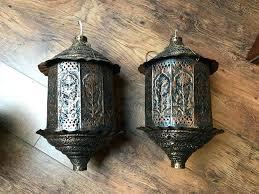 moroccan inspired lighting. Moroccan Pendant Lighting S Ing Inspired Lights . Style