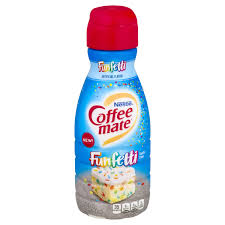 This was always my staple coffee creamer. Save On Nestle Coffee Mate Liquid Coffee Creamer Funfetti Vanilla Cake Order Online Delivery Giant