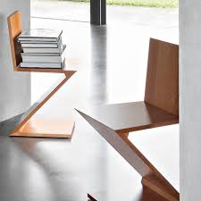 iconic furniture designers. View In Gallery Zig-Zag Chairs Iconic Furniture Designers C