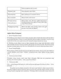 memo kredit 9 si pi riri pratiwi prof hapzi siklus pendapatan penjualan dan p