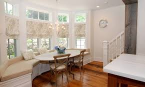 Bay Window Kitchen Office Bench Seating Bay Window Kitchen Table Kitchen Bay Window