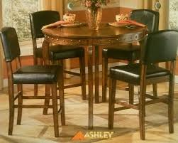lovely ashley furniture pub table 68 in home remodel ideas with