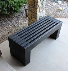 Small Picture Best 25 Modern outdoor benches ideas on Pinterest Modern bench