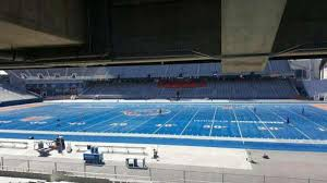 Albertsons Stadium Section 22 Home Of Boise State Broncos