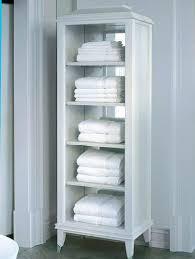 Bathroom Towel Cabinet