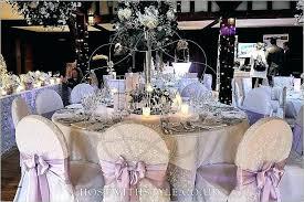 Round Table Settings For Weddings Rustic Wedding Table Settings Eatfive Co