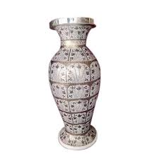 Flower Paper Mache Paper Mache Flower Vase At Rs 4500 Piece Flower Vase Id