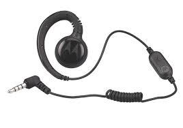 motorola earpiece. motorola hkln4513a bluetooth swivel earpiece w/inline mic a