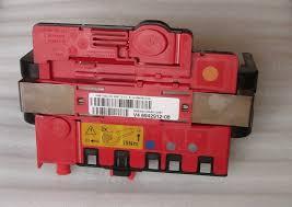 battery power distribution box w fuse bmw e72 e81 e82 e84 battery fuse box vw Battery Fuse Box #46