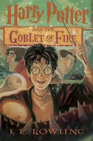 book 4 in the harry potter series
