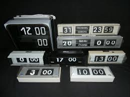 the most beautiful vintage clocks are called pragotron