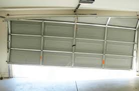 how to level a garage doorGarage Door Springs On Raynor Garage Doors With Awesome How To