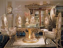 italian furniture. Italian Furniture - Phoebe Round Table Dining Room L