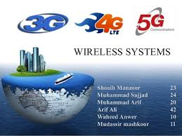 g g g g g best topic for telecom presentation best topic for telecom presentation logo wireless systems