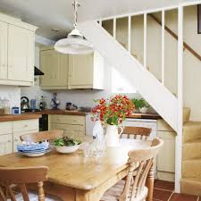 Small Fitted Kitchen Building A Unique Kitchen Design Under Stairs Kitchen Diner