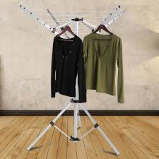 Portable Folding Coat Rack Portable Clothes Dryer Airer Foldable Coat Rack Camping Clothesline 52