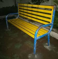 black brown garden bench size feet 3 ft radius
