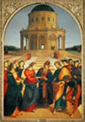 writing resources writing an art history paper college in raphael s marriage of the virgin the artist uses one point perspective balanced composition and vibrant primary colors to convey a sense of stability