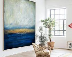 Large Decor Art, Painting for decor, Extra large wall art, Art painting,